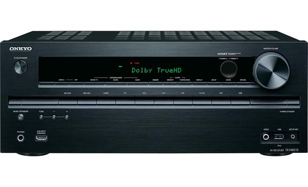 Onkyo TX-NR515 Front