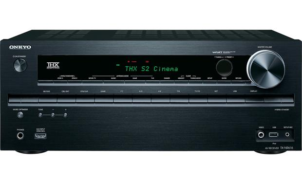 onkyo tx nr616 home theater receiver with 3d ready hdmi switching rh crutchfield com onkyo tx nr616 user manual onkyo tx-nr616 manual download
