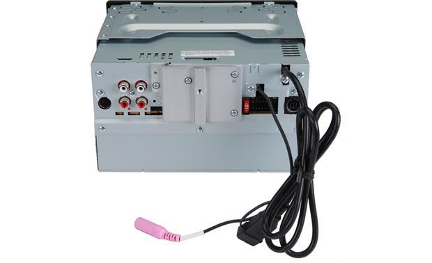 JVC KW-R800BT CD receiver at Crutchfield
