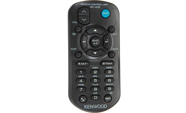 Kenwood KDC-BT752HD Remote