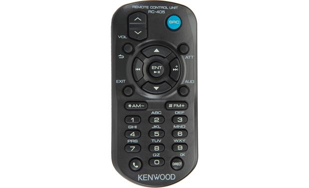 Kenwood KDC-HD552U Remote