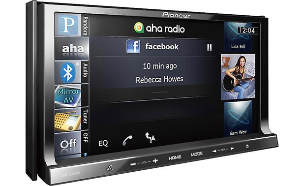 Pioneer AVIC-Z140BH Other