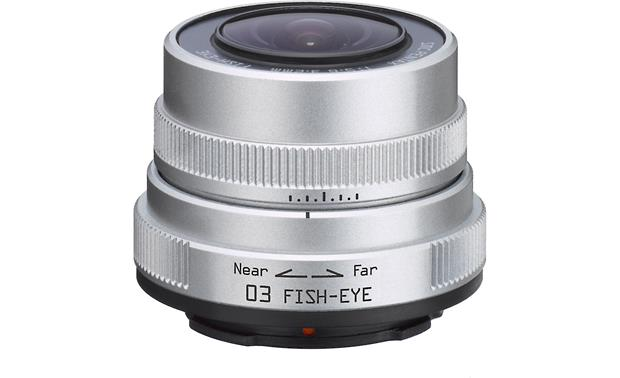 Pentax 03 Fish-eye Lens Front