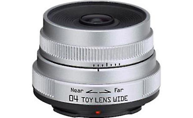 Pentax 04 Wide Toy Lens Front