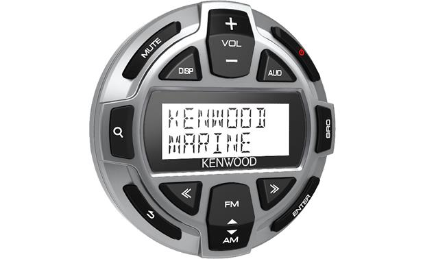 Kenwood KCA-RC55MR Control your Kenwood marine receiver