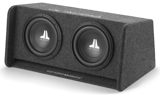 JL Audio CP210-W0v3 Front