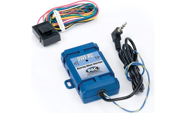 Pac Swi Rc Steering Wheel Control Adapter Connects Your