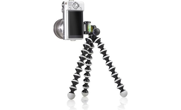 Joby Gorillapod Hybrid Camera Tripod tripod head angled 90 degrees (camera not included)