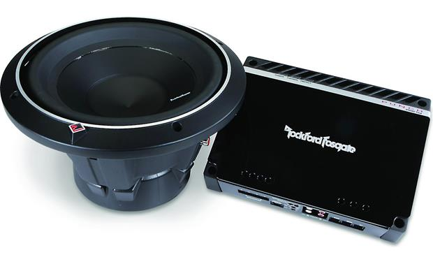 Rockford Fosgate Punch P500-1bd Other