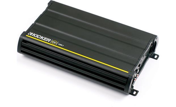 Kicker 12cx12001 mono subwoofer amplifier 1200 watts rms x 1 at 2 kicker 12cx12001 front keyboard keysfo Image collections