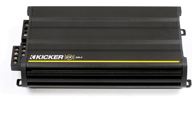 Kicker 12CX300.4 Other