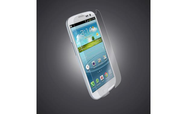 RokForm Rokgard Screen Protector Kit for Samsung Galaxy S III phone not included
