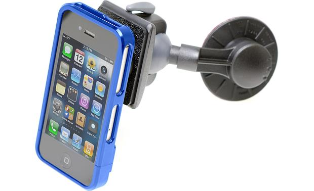 Pro.Fit Package for iPhone® 4 and 4S Phone not included