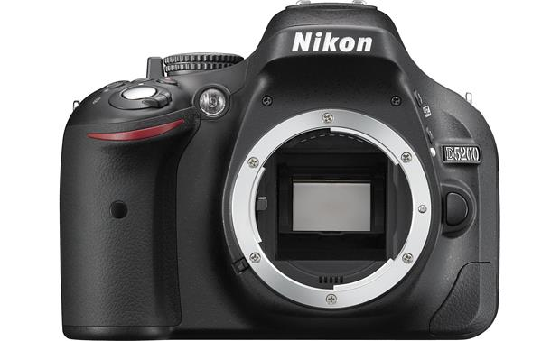 Nikon D5200 (no lens included) Front