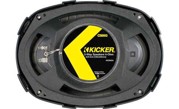 Kicker 40CS6934 Back