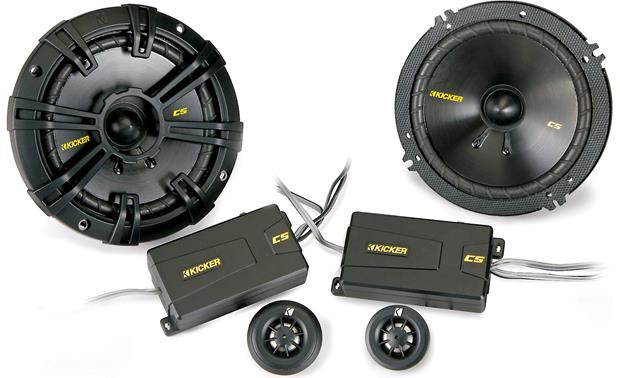 Kicker 40CSS654 Front