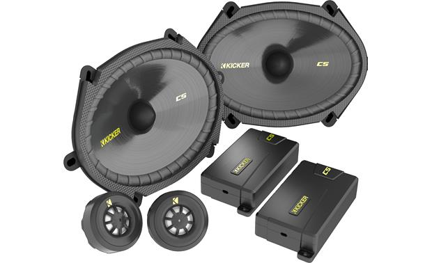Kicker 40CSS684 Front