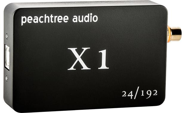 Peachtree Audio X1 Front