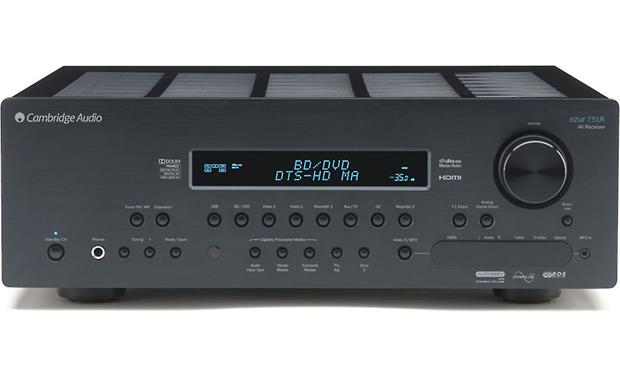 Cambridge Audio Azur 751R Front