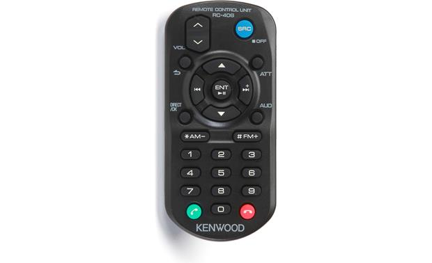 Kenwood KDC-BT955HD Remote
