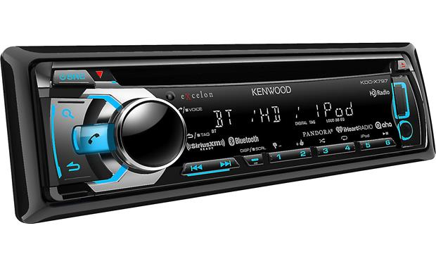 Kenwood Excelon KDC-X797 Other