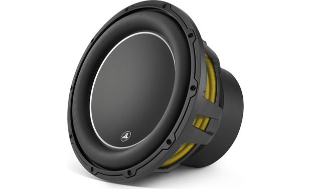Jl Audio 12w6v3d4 W6v3 Series 12 Subwoofer With Dual 4ohm Voice