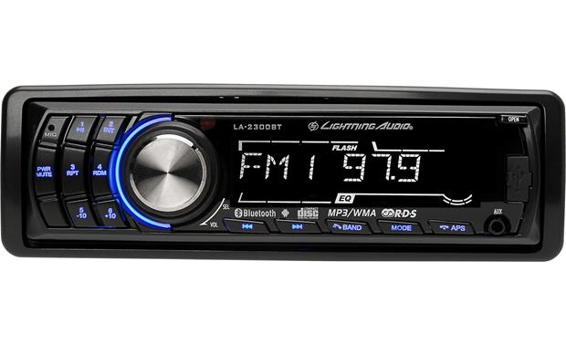 Lightning Audio LA-2300BT Front