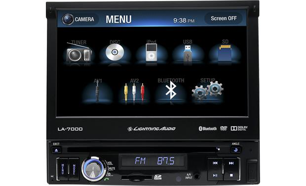 Lightning Audio LA-7000 Front