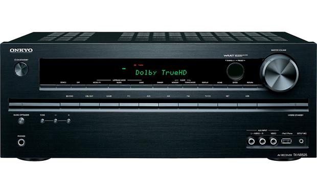 Onkyo TX-NR525 Front