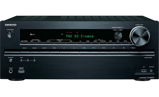 Onkyo TX-NR727 Front