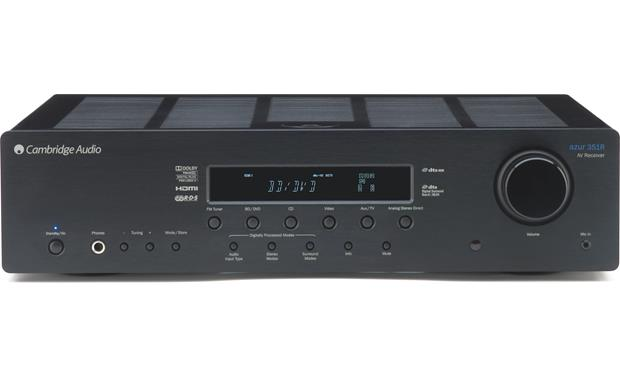 Cambridge Audio Azur 351R Front