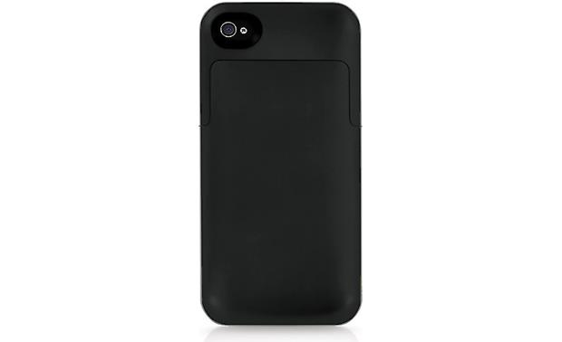 mophie juice pack air Black - back view