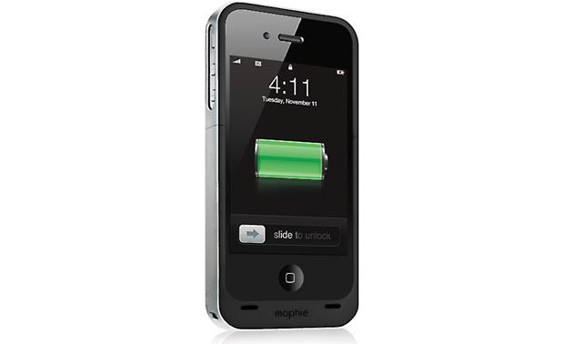 mophie juice pack air Black (iPhone not included)