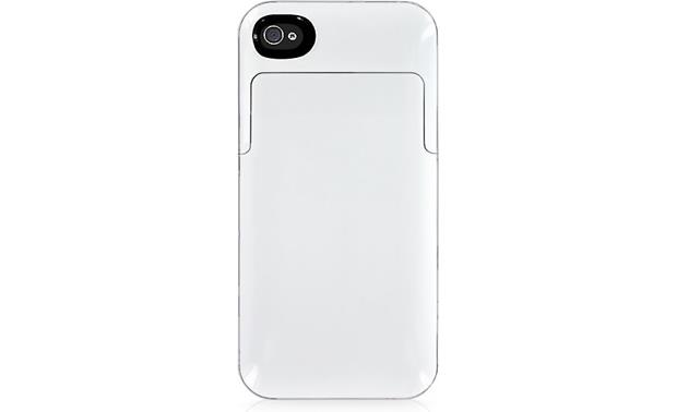 mophie juice pack air White - back view