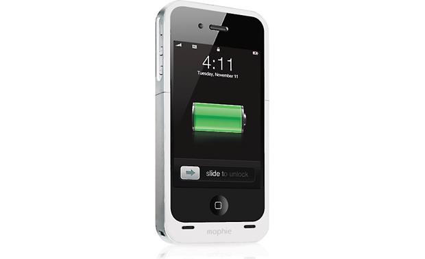 mophie juice pack air White - (iPhone not included)