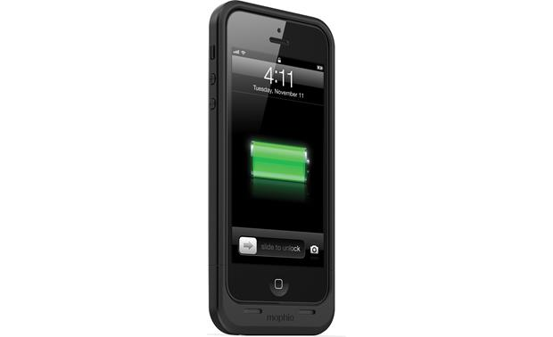 mophie juice pack air Black (iPhone 5 not included)