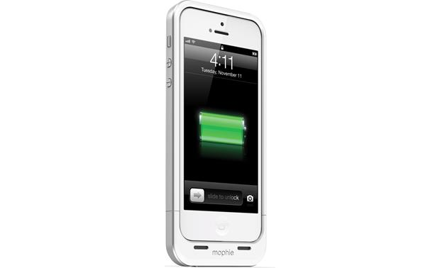 mophie juice pack air White (iPhone 5 not included)