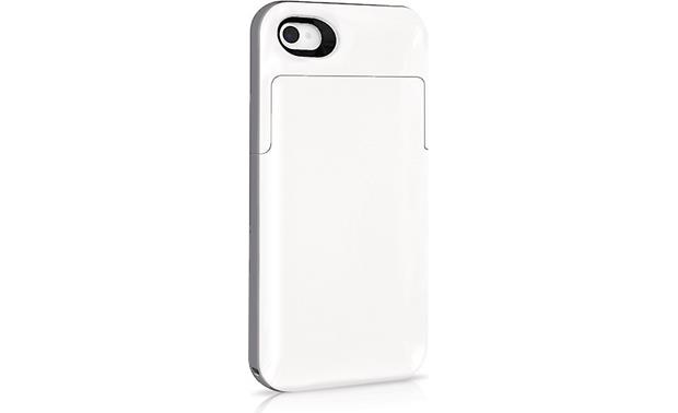mophie juice pack plus® Grey - back view