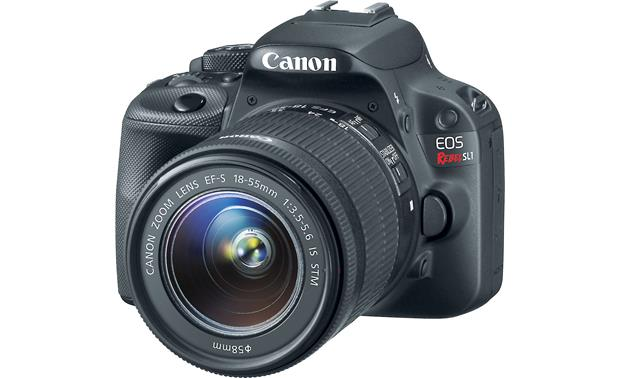 Canon EOS Rebel SL1 Kit Front