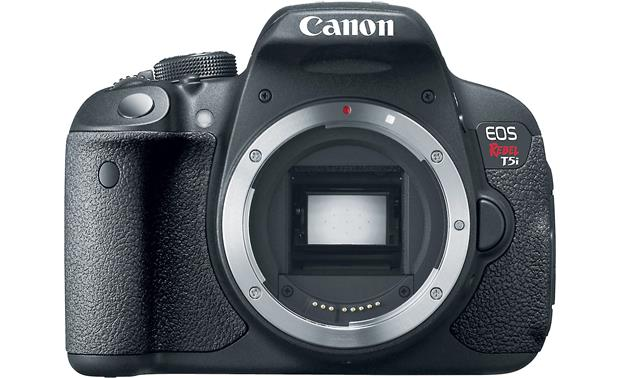 Canon EOS Rebel T5i (no lens included) Front