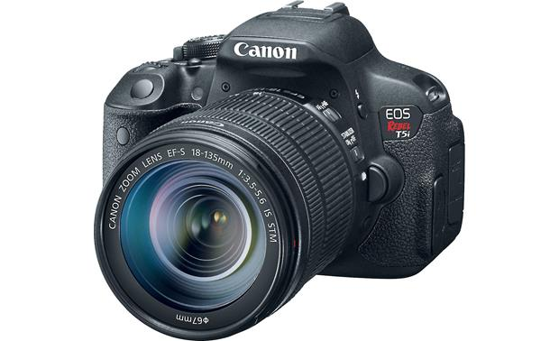 Canon EOS Rebel T5i Telephoto Kit Front