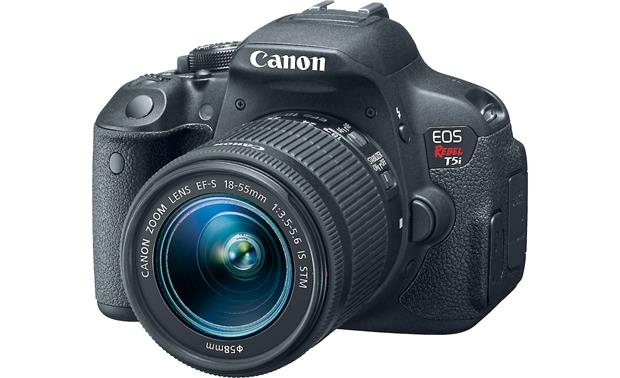 Canon EOS Rebel T5i Kit Front