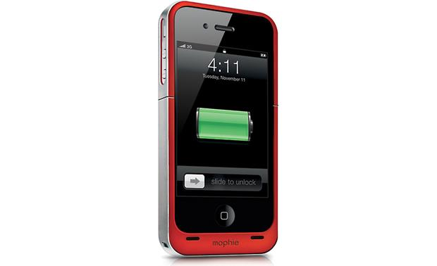 mophie juice pack air Red (iPhone not included)
