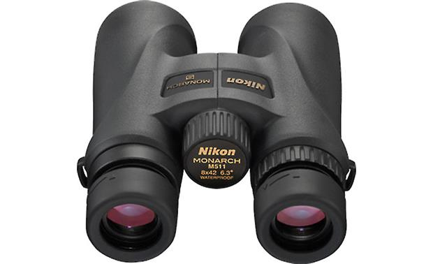 Nikon Monarch 5 8 x 42 Binoculars Back