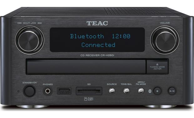 TEAC CR-H260i Front