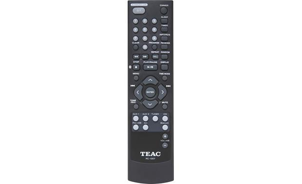 TEAC CR-H260i Remote