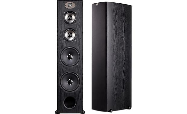 Polk Audio TSx550T Black (Sold individually; pair shown)