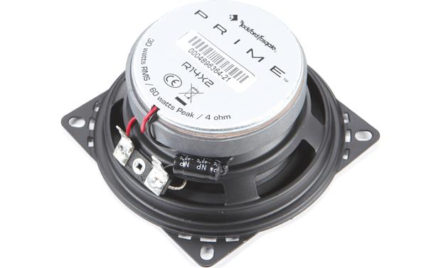 Rockford Fosgate R14X2 Back