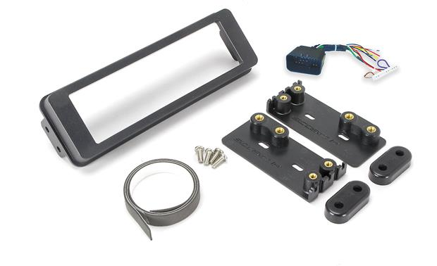 Scosche HD7000B Dash and Wiring Kit Package pictured