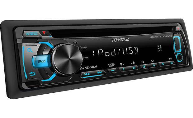 Kenwood KDC-255U Other